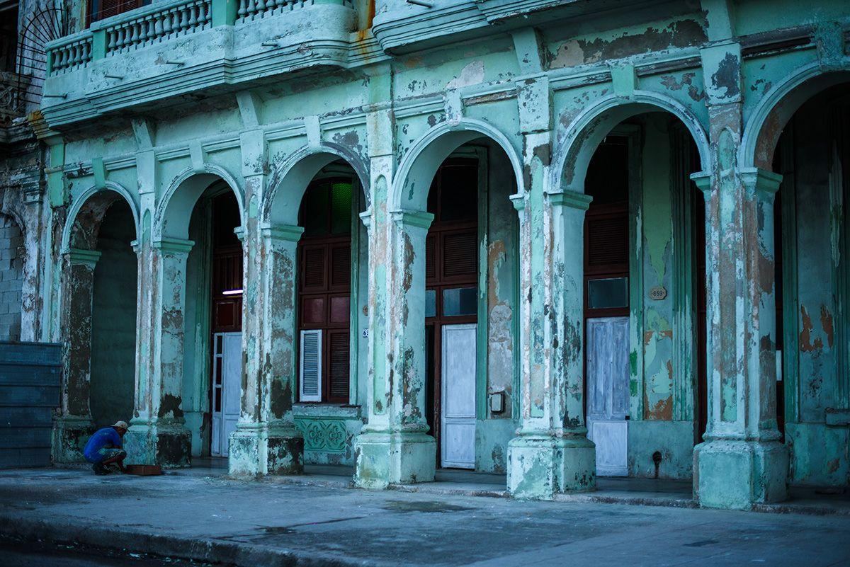 Raúl Montanós Fotografía La Habana